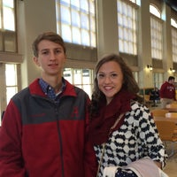 Photo taken at Lakeside Dining Hall by Celie C. on 11/15/2014