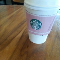 Photo taken at Starbucks by Crystal T. on 5/23/2014