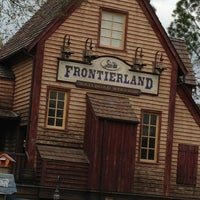 Photo taken at Frontierland by Craig D. on 3/2/2013