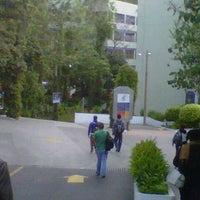 Photo taken at Universidad Galileo by Kelly R. on 3/2/2013