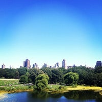 Photo taken at Central Park – Turtle Pond by Austra Z. on 8/24/2013