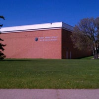 Photo taken at Fridley Middle School by Mariah M. on 4/23/2012