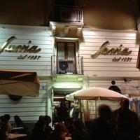 Photo taken at Pasticceria Savia by Vito P. on 4/25/2013