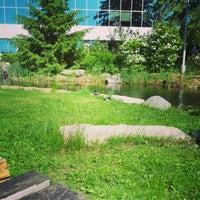 Photo taken at Université de Sherbrooke by Alexandra M. on 6/9/2014