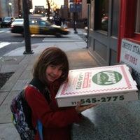 Photo taken at Lazaros Pizza House by Elisabeth A. on 3/13/2013