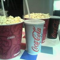 Photo taken at CinemaxX Potsdamer Platz by Margarita M. on 3/10/2013