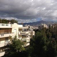 Photo taken at American College Of Greece- Residence 1 by Litsa P. on 3/15/2013