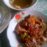 Photo taken at Soto Betawi H. Mamat by AbangRicky™ on 9/29/2012