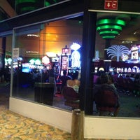 Photo taken at Dubai Palace Casino by Luigi S. on 7/14/2013