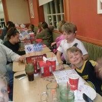 Photo taken at Friendly's by Rev Matthew C. on 10/10/2014