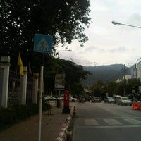 Photo taken at Chiang Mai University by The P. on 11/30/2012