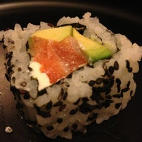 Photo taken at Tsuru Sushi all'Osteria by Francesca C. on 3/7/2013