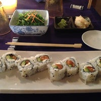 Photo taken at Nami Sushi Restaurant by Francesca C. on 7/14/2013