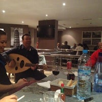Photo taken at Block House Italian Grill by Soraya B. on 10/12/2012
