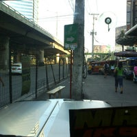 Photo taken at Yellow Line - Quezon Avenue Station by John Michael D. on 7/7/2013