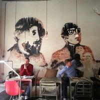 Photo taken at Naif Sandwich & Bar by Gon P. on 3/1/2013