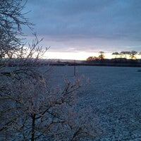 Photo taken at Cheddington Railway Station (CED) by George O. on 1/17/2013