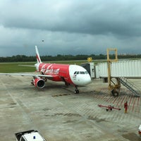 Photo taken at Sultan Ismail Petra Airport (KBR) by Darren C. on 3/7/2013