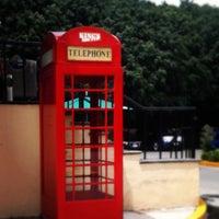 Photo taken at Plaza Loreto by fernando c. on 9/23/2013