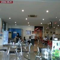 Photo taken at Honda Mugen - Pasar Minggu by Dana D. on 11/26/2012
