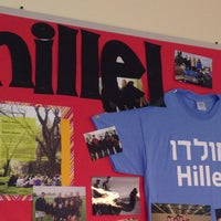 Photo taken at UT Hillel House by Sara F. on 3/11/2013
