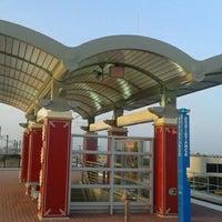 Photo taken at Royal Lane Station (DART Rail) by Jake V. on 7/23/2013