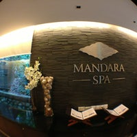 Photo taken at Mandara Spa @ Sunway Resort Hotel by BEEJAY S. on 3/18/2013