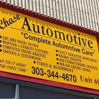 Photo taken at Chase Automotive Repair by Rob C. on 10/14/2013