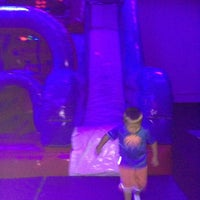 Photo taken at Bounceu Fishers by Candis O. on 9/17/2013