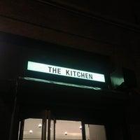 Photo taken at The Kitchen by Benjamin P. on 4/11/2013