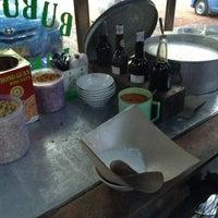 Photo taken at Bubur Ayam Landmark by Muhammad R. on 12/23/2012