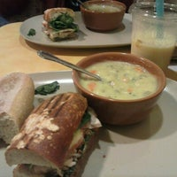Photo taken at Panera Bread by C. T. on 4/13/2013