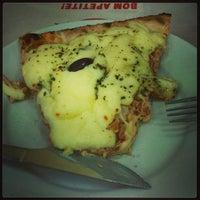Photo taken at Clube da Pizza by Fernando D. on 7/5/2013
