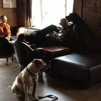 Photo taken at Bloodhound by Christine B. on 3/18/2013