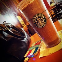 Photo taken at Starbucks by PuMz ^^~💕💫 on 6/3/2013