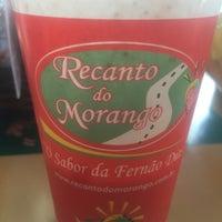 Photo taken at Recanto Do Morango by Esmê N. on 7/14/2016