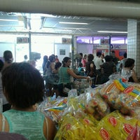 Photo taken at Mundial Supermercados by Luiza P. on 3/28/2013