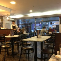 Photo taken at Fran's Café by Jefferson L. on 3/17/2013