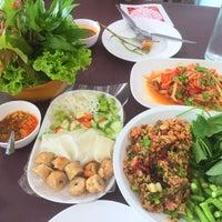 Photo taken at หนองคาย ป้าสุ by Bewbonk H. on 10/2/2016