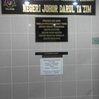 Photo taken at JKKP Johor by muhammad f. on 3/31/2014