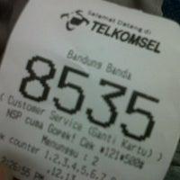 Photo taken at GraPARI Telkomsel by yoz n. on 1/18/2014