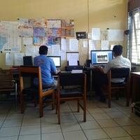 Photo taken at Dinas Pendidikan Provinsi Kalimantan Tengah by Aprie U. on 7/26/2013