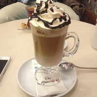 Photo taken at Coffeemania by SALİH A. on 4/23/2013