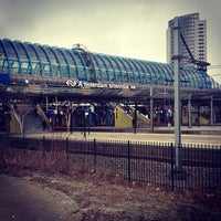 Photo taken at Amsterdam Sloterdijk Station by Jean-Paul F. on 3/11/2013
