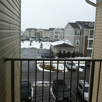 Photo taken at Waterstone Landing Apartments by Angelica C. on 3/25/2013