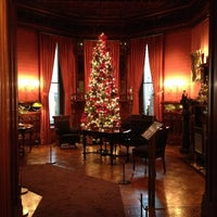 Photo taken at Richard H. Driehaus Museum by Paul T. on 1/3/2013