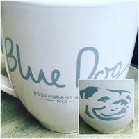 Photo taken at Blue Dog Cafe by Eric A. on 1/9/2016