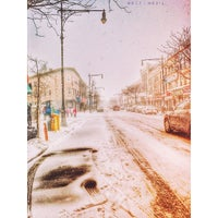 Photo taken at Myrtle Ave by Robert G. on 2/4/2015