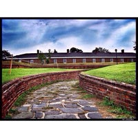 Photo taken at Governors Island by Robert G. on 9/6/2013