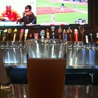 Photo taken at BJ's Restaurant and Brewhouse by Kelly R. on 5/6/2013